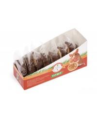Титбит  Тарталетки для хомяков с кабачком и фундуком. Упаковка 8 штук.