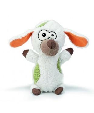 """Игрушка для собак """"Овечка"""" из овчины 22 см.Beeztees"""