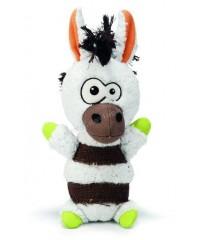 """I.P.T.S. Игрушка для собак """"Ослик"""" из овчины 22 см."""