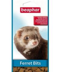 Beaphar Ferret Bits Подушечки для хорьков 35г
