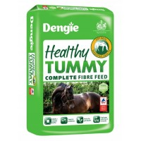 Dengie Healthy Tummy.Корм для лошадей с проблемами желудка.