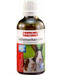 Beaphar Lebensvitamine Витамины для грызунов 50мл