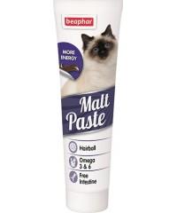 Beaphar Malt Paste Паста для вывода шерсти из желудка 100г