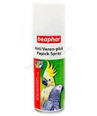 Beaphar Papick Spray Спрей для птиц против выдергивания перьев 200мл