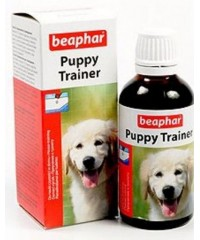 Beaphar Puppy Trainer Средство для приучения щенков к туалету 50мл