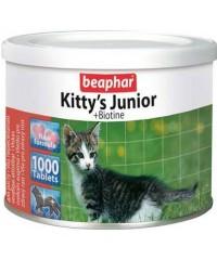 Beaphar Kitty's Junior Витамины для котят 1000таб