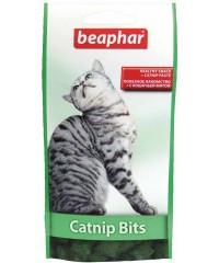 Beaphar Catnip Bits Подушечки для кошек с кошачьей мятой 35г*35шт