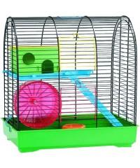 Beeztees Grim 2 Клетка для грызунов (комплект) 37*25*385см