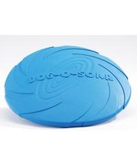 """Beeztees. Игрушка для собак """"Тарелка Dog-o-soar"""" разноцветная, резина 18 см."""