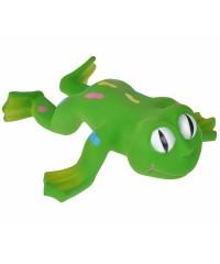 "I.P.T.S. Игрушка для собак ""Лягушка"", латекс 24*20см"
