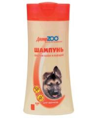 Доктор ЗОО Шампунь для щенков против блох и клещей 250мл