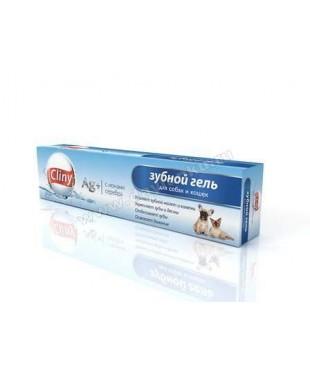 Экопром Cliny К104 Зубной гель 75мл