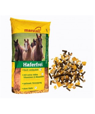 Мarstall Haferfrei / Хаферфрай Классический безовсовый корм для лошадей  20 кг