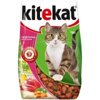 Сухой корм Kitekat для кошек