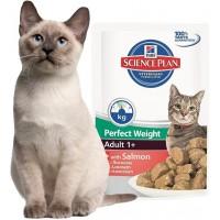 Влажный корм для кошек (паучи)