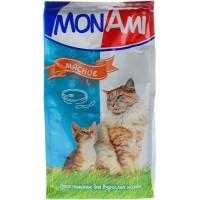 Сухой корм Mon Ami для кошек
