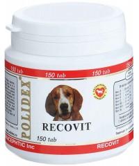 Полидекс  Recovit комплекс витаминов, минералов, макро- и микроэлементов 150таб