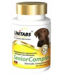 Юнитабс SeniorComplex Витамины для собак старше 7 лет 100таб