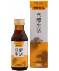 TAURUS (Таурус) Well Age Drink ферментный напиток для пожилых собак и кошек, 100мл