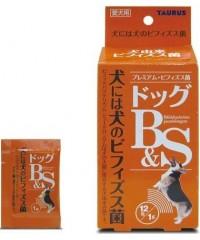 TAURUS B&S пробиотик для собак, устраняет дисбактериоз у собак, 60 мини-пакетиков