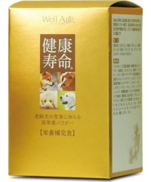 TAURUS Well Age Powder for dogs комплекс для стареющих собак, 180 гр