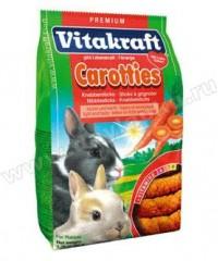 Vitakraft Лакомство для кроликов палочки с морковью 50г