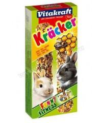 Vitakraft Крекеры для кроликов Медовые 2шт