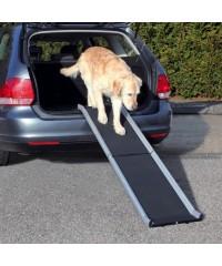 СКЛАДНОЙ Пандус-трап wiki до 180 см для собак весом до 90 кг, алюминий/пластик