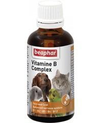 Beaphar Витамин B комплекс 50мл